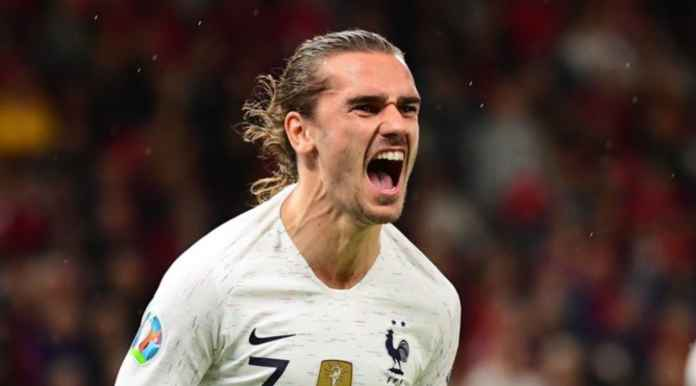 Hasil pertandingan Piala Eropa - Albania vs Prancis