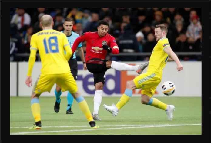 Jesse Lingard Kapten, Skuad Coba-coba, Man Utd Kalah 2-1