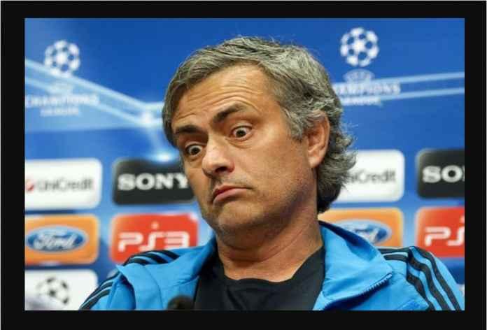 Mourinho Lebih Suka Real Madrid, Tottenham Pilihan Terpaksanya