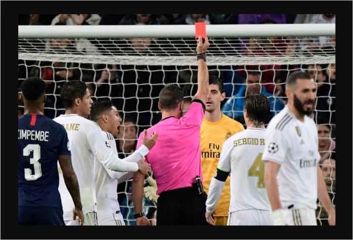 Wasit Berusaha Real Madrid Menang, Tapi Skor 2-2 lawan PSG