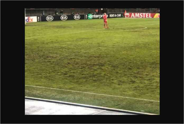 Kaki Ronaldo Bisa Patah Akibat Jeleknya Lapangan Luksemburg