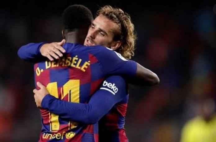 Barcelona Diperkuat Trio Penyerang Baru Kontra Slavia Praha