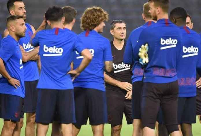 Barcelona vs Dortmund: Ernesto Valverde Harus Putuskan Tiga Hal Penting