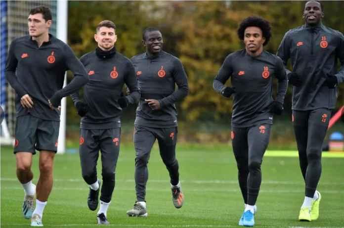 Chelsea Sambut Tiga Pemain Jelang Menjamu Ajax