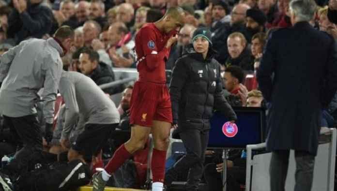 Liverpool Was-was Kondisi Fabinho Usai Laga Kontra Napoli