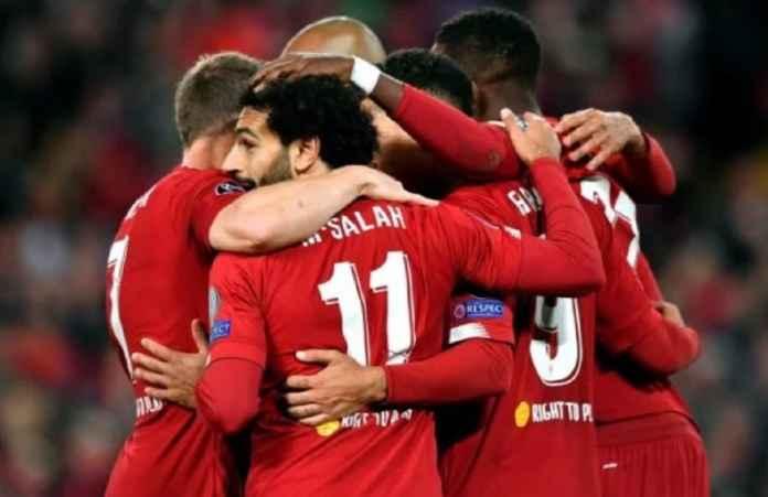 Mohamed Salah Dekati Koleksi Legenda Liverpool di Liga Champions