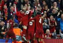 Liverpool vs Napoli Ajang Keperkasaan The Reds