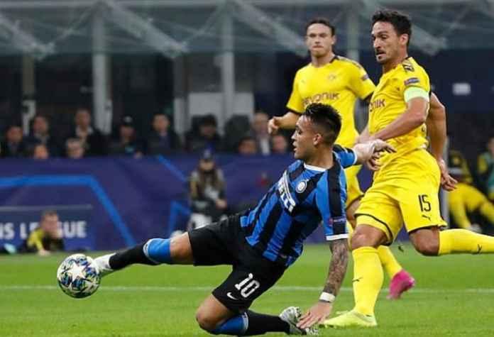 Prediksi Borussia Dortmund vs Inter Milan, Liga Champions 6 November 2019