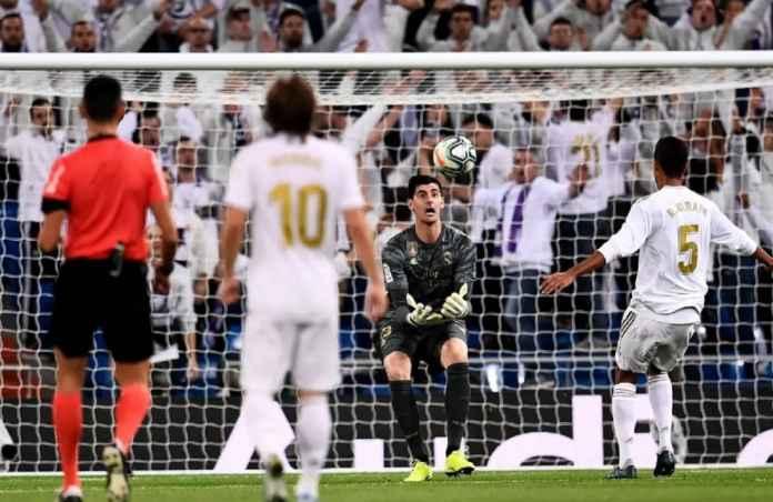 Real Madrid Minus Tiga Pemain Saat Menjamu Galatasaray