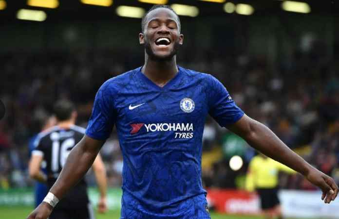 Chelsea vs West Ham: Michy Batshuayi Gantikan Tammy Abraham