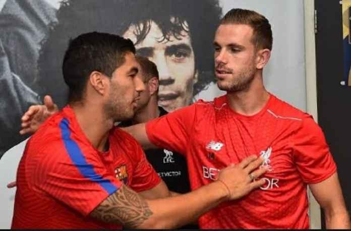 Jordan Henderson Nyaris Bunuh Luis Suarez Saat di Liverpool