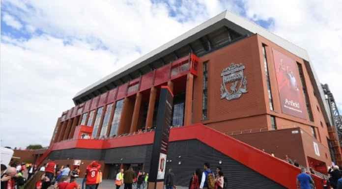 Liverpool Segera Tambah Kapasitas Anfield