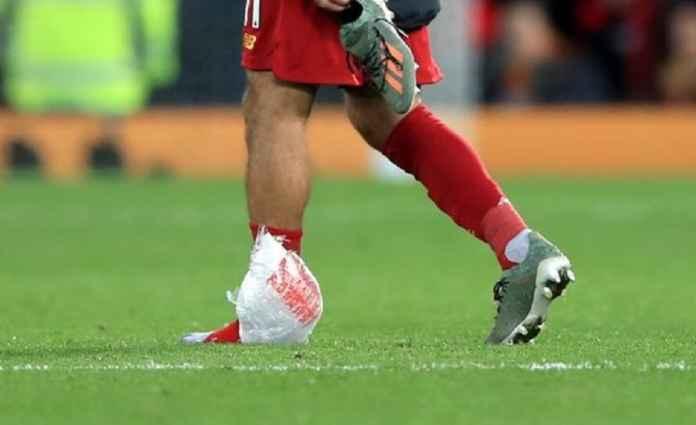 Liverpool Khawatirkan Salah dan Andy Robertson Sekaligus