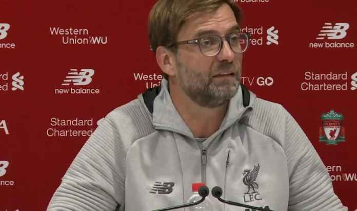 Liverpool Siapkan Dua Tim untuk Kompetisi Berbeda