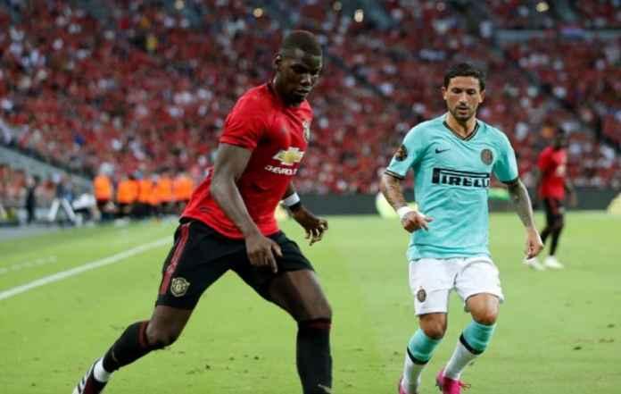 Manchester United Didesak Jual Paul Pogba