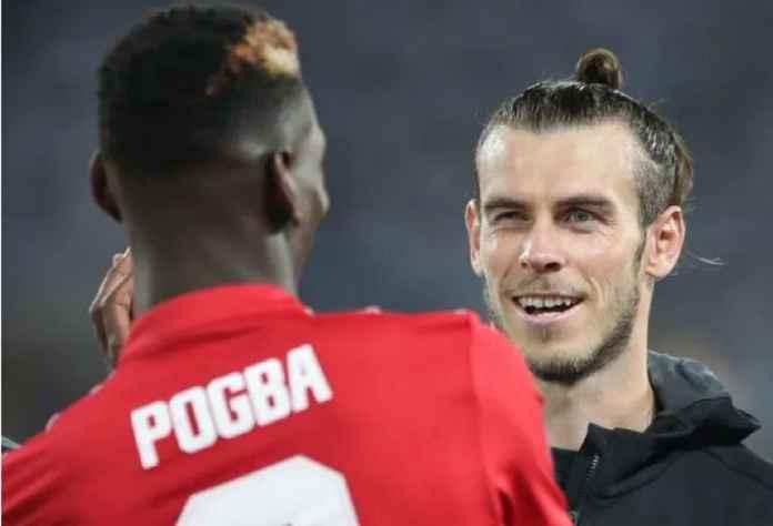 Manchester United Tukar Pogba dengan Gareth Bale Awal Januari