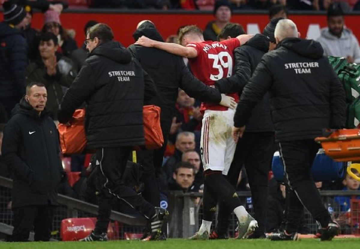 Manchester United Dipusingkan Cedera Jelang Hadapi Sheffield