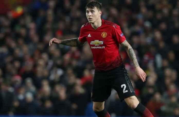 Victor Lindelof Menambah Daftar Cedera Manchester United