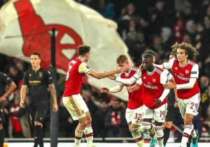 Prediksi Vitoria Guimaraes vs Arsenal, Liga Europa 6 November 2019