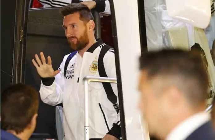 Lionel Messi Bertanding di Israel 18 Bulan Setelah Menolaknya