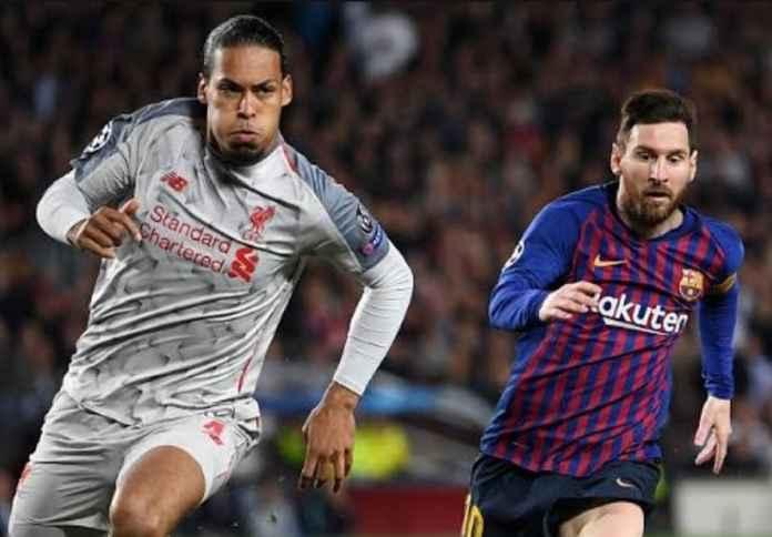 Lionel Messi Terbaik, Tapi Virgil van Dijk Layak Menang Ballon d'Or