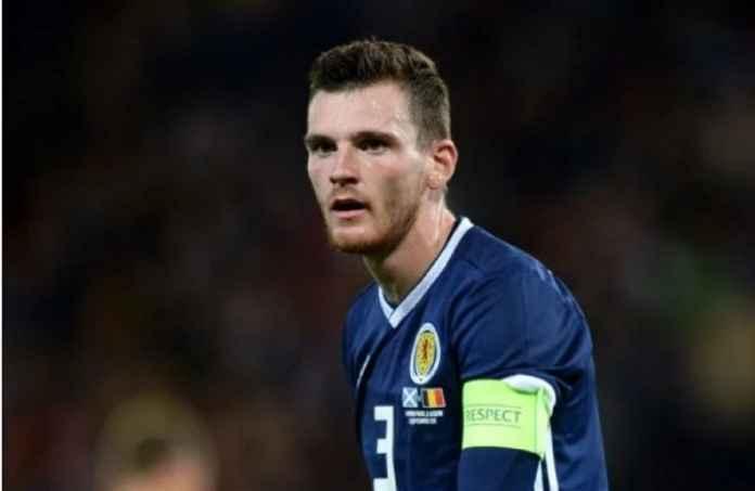 Bintang Liverpool Dicoret dari Timnas Skotlandia