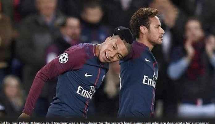 Jual Neymar ke Barcelona Bantu PSG Pertahankan Mbappe