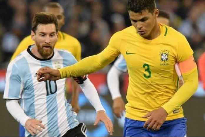 Timnas Brasil Tak Takut Lionel Messi