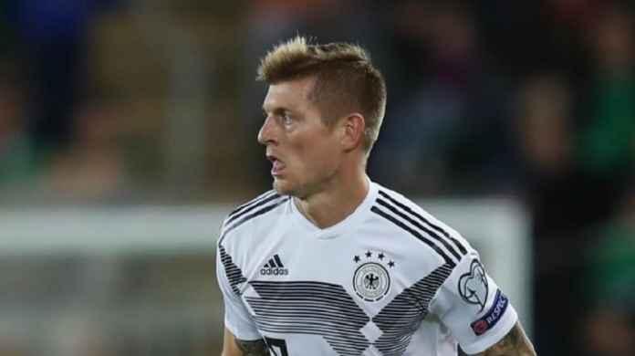 Timnas Jerman Panggil Lagi Toni Kroos dan Leon Goretzka