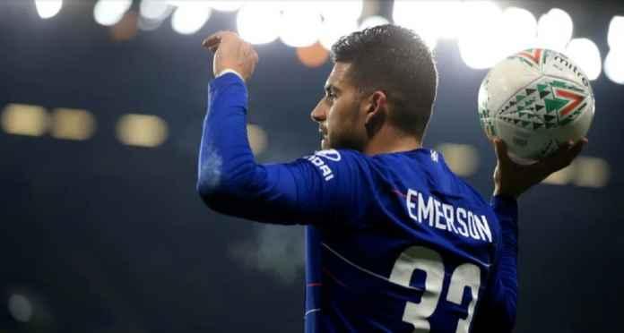 Juventus Tekad Boyong Emerson Reuni dengan Maurizio Sarri