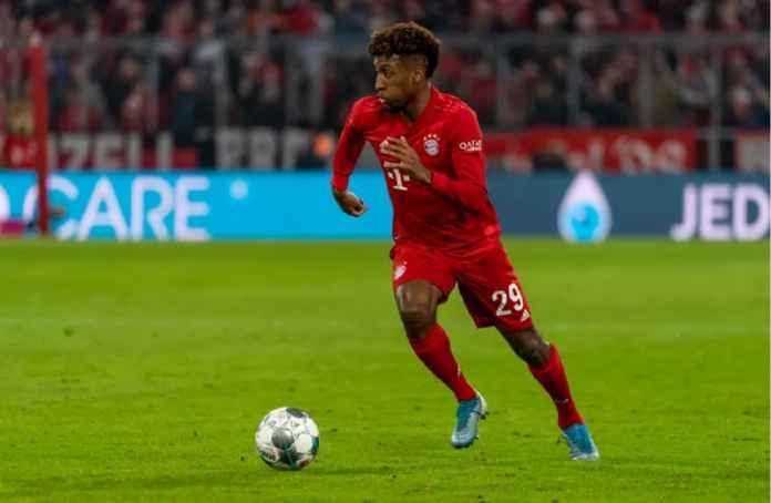 Bayern Munchen Sambut Kingsley Coman dari Timnas Prancis, Tapi Cedera!