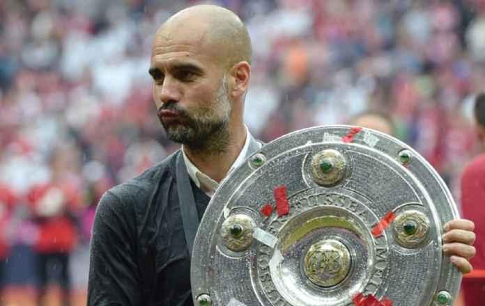 Pep Guardiola Beri Saran Soal Melatih di Bayern Munchen