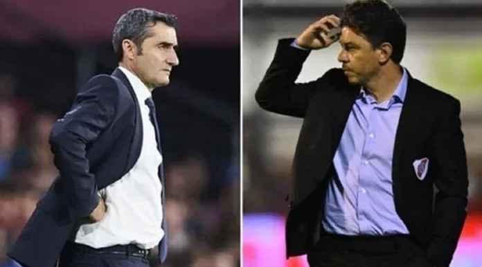 Ernesto Valverde Segera Digantikan Pelatih Favorit Lionel Messi