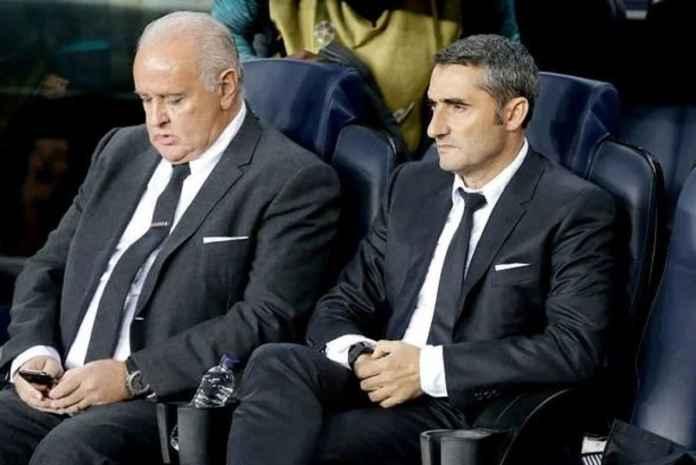 Barcelona Bisa Langsung Pecat Ernesto Valverde Jika Ini Terjadi