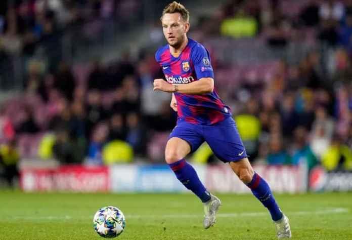 Barcelona Resmi Masukkan Ivan Rakitic di Daftar Transfer Januari