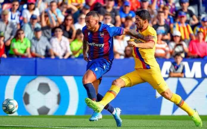 Barcelona Tanpa Luis Suarez Tiga Pekan Akibat Cedera Betis