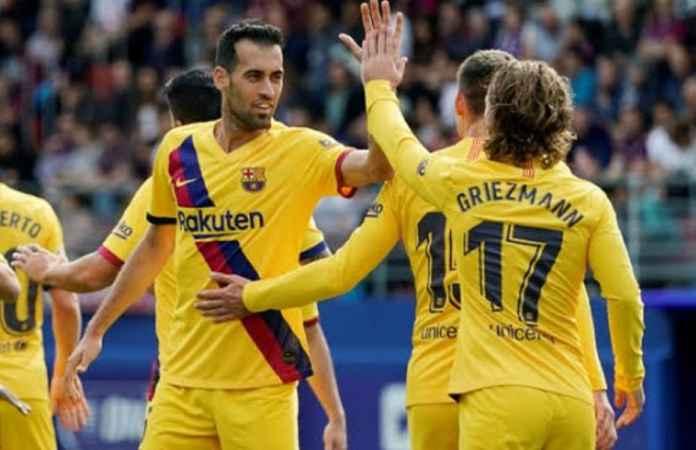Barcelona Tanpa Sergio Busquets di Atletico Madrid