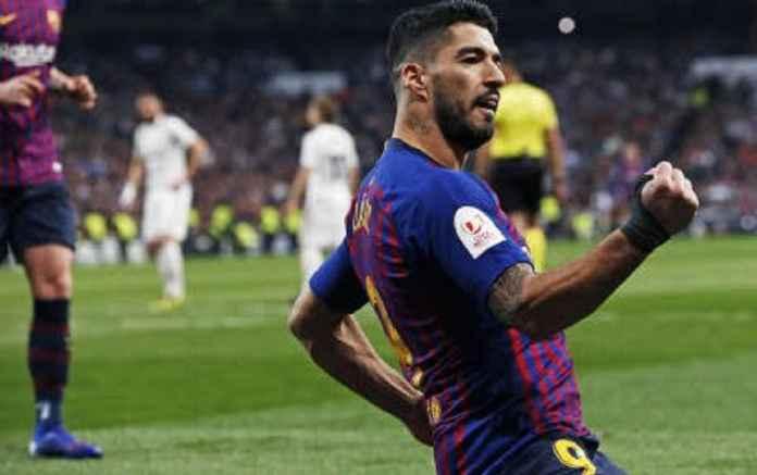 Luis Suarez Bicarakan Masa Depannya di Barcelona