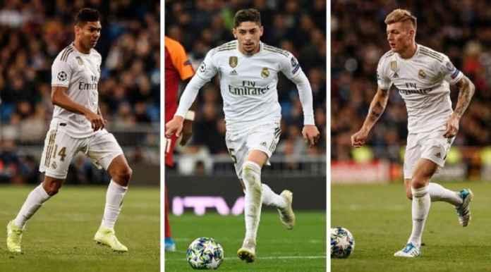 Real Madrid Meyakinkan di Sisa Musim Bersama Tiga Pilar Baru