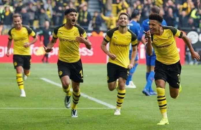 Real Madrid Tawarkan Uang Plus Pemain untuk Bintang Dortmund