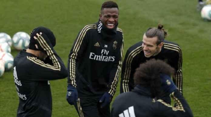 Gareth Bale Kembali ke Skuad Real Madrid, Vinicius Absen Lagi