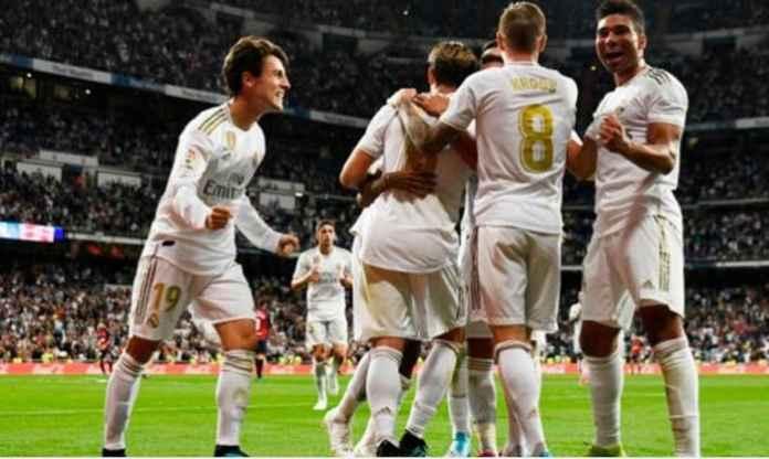 Pemain Real Madrid Lega Jose Mourinho Gabung Tottenham