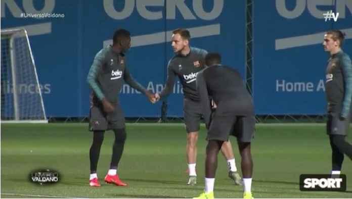 Sevilla Berharap Boyong Lagi Ivan Rakitic dari Barcelona