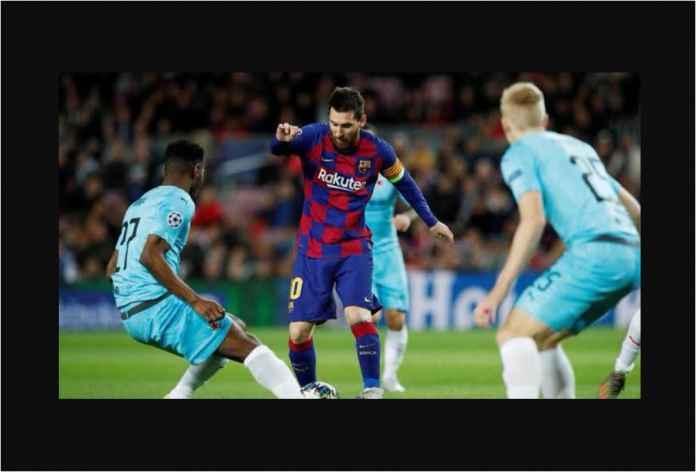 Hasil Barcelona vs Slavia Praha 0-0, Bahkan Anak Ajaib Pun Gagal Gol
