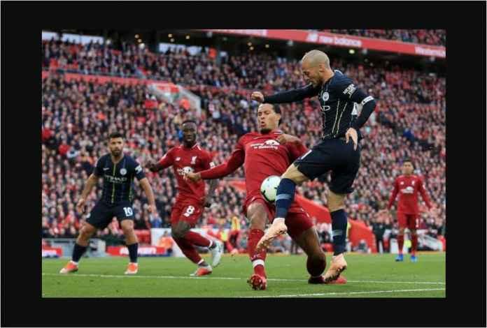 Liverpool Takuti Formasi 3-5-2 Manchester City, Begini Ceritanya
