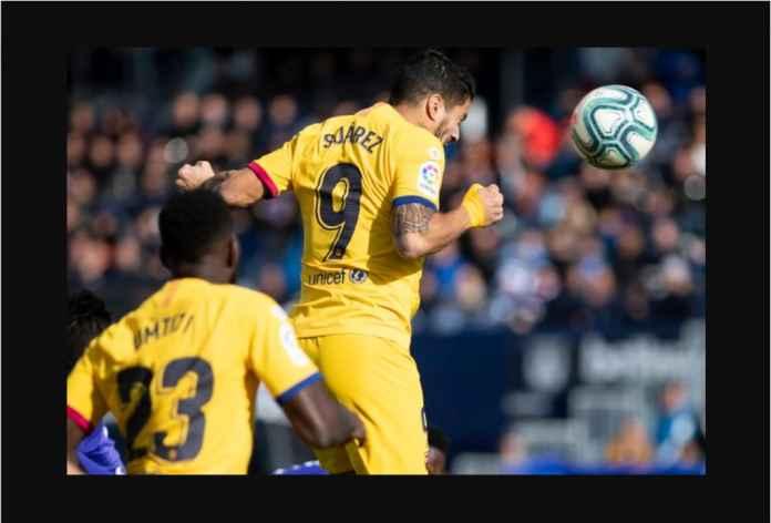 Leganes vs Barcelona 1-2, Hampir Saja Telan Kekalahan Keempat
