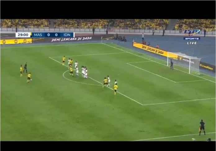 Malaysia vs Indonesia 2-0, Dua Gol Akibat Kesalahan Sendiri