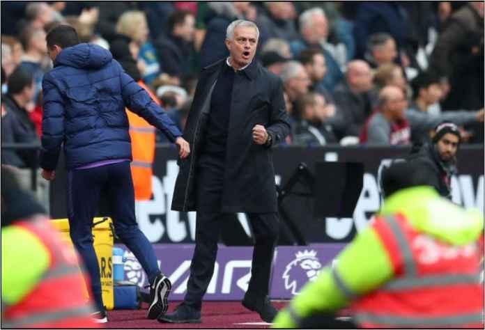Mourinho Kegirangan Son Heung-min Cetak Gol