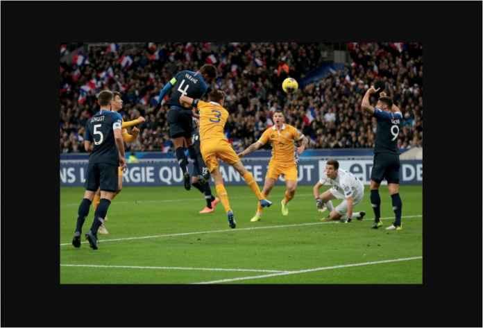 Olivier Giroud Dituding Tabrak Kiper Moldova Demi Gol Prancis