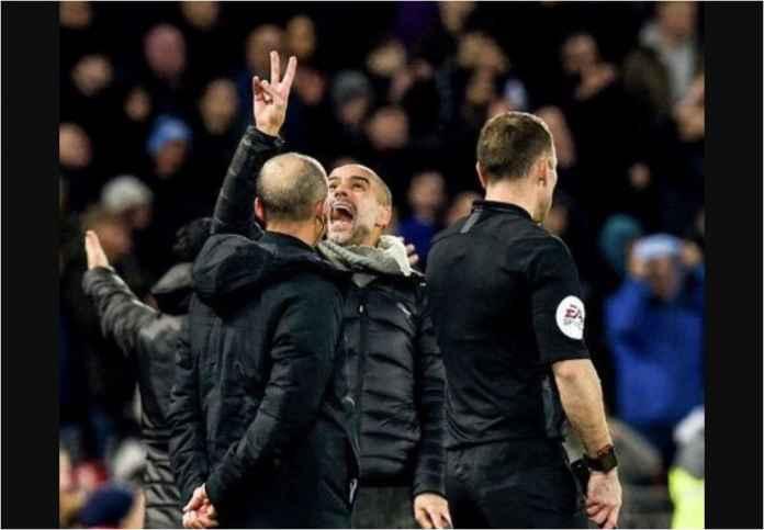 Kalah dari Liverpool, Pep Guardiola: Kembali ke Kotamu!